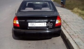 Hyundai Accent Importé  2003 Essence Km Casablanca #96311