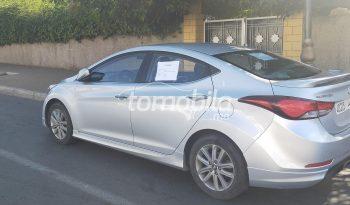 Hyundai Elantra  2016 Diesel 44000Km Rabat #96108 plein