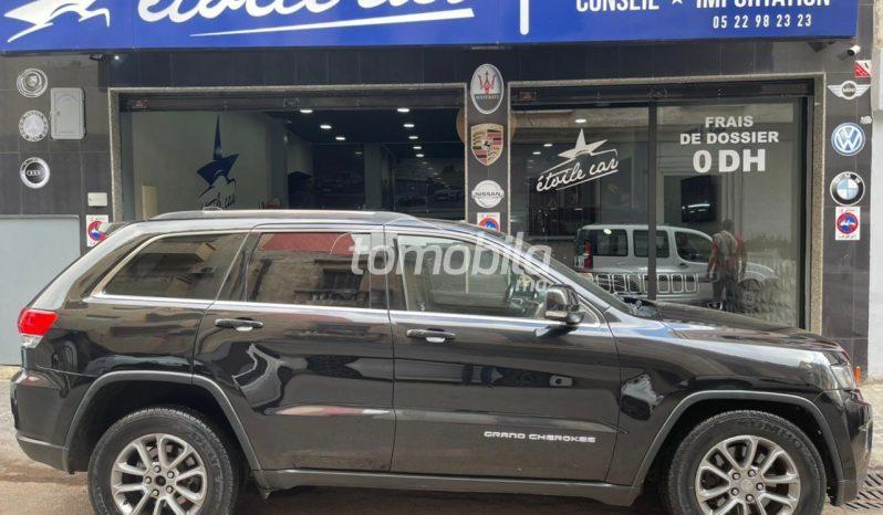 Jeep Grand Cherokee Occasion 2014 Diesel 116000Km Casablanca #95994 plein