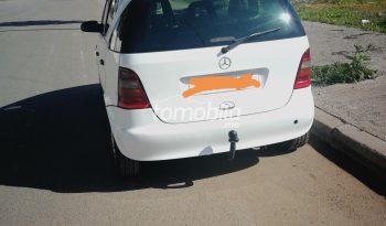 Mercedes-Benz Classe A Importé  2000 Diesel 250000Km Casablanca #96026 plein