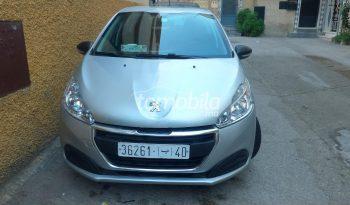 Peugeot 208 Occasion 2016 Diesel 134000Km Tanger #96071 plein
