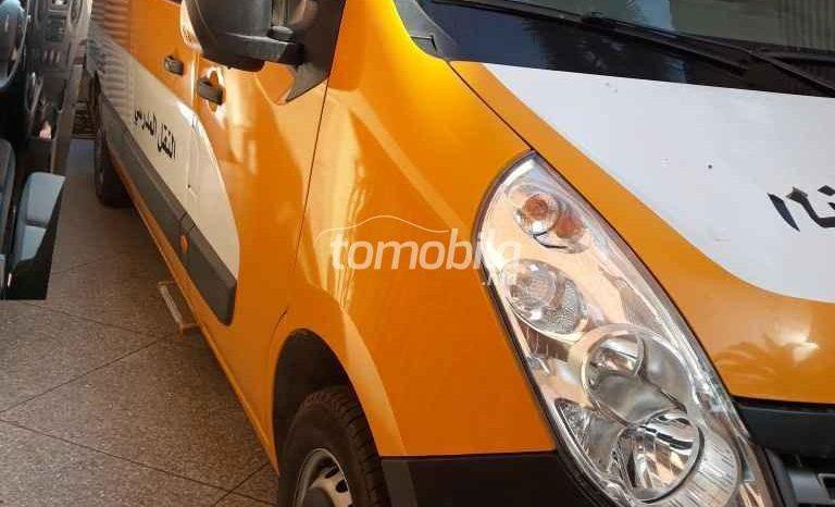 Renault Master Occasion 2017 Diesel 15200Km Casablanca #96182