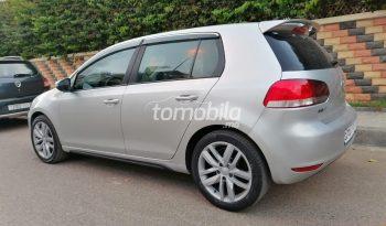 Volkswagen Golf  2010 Diesel 160000Km Casablanca #96032 plein