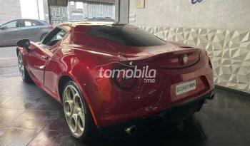 Alpha Romeo 4C  2021 Essence Km Casablanca #96368 plein