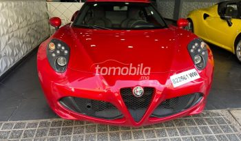 Alpha Romeo 4C Neuf 2021 Essence Km Casablanca #96368
