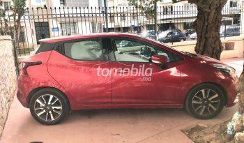 Nissan Micra  2018 Diesel 49700Km Rabat #96487 plein