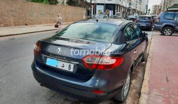 Renault Fluence  2021 Diesel 87-780Km Casablanca #96495