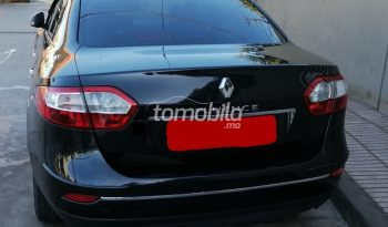 Renault Fluence  2010 Diesel 160000Km Casablanca #96332 plein