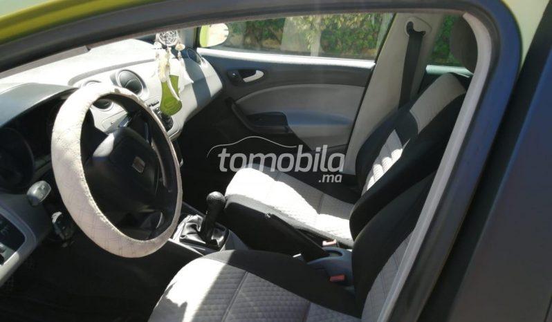 SEAT Ibiza  2010 Diesel 203000Km Casablanca #96444 plein