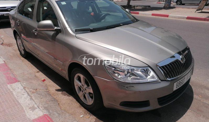Skoda Octavia  2012 Diesel 148000Km Agadir #96398 plein