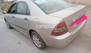 Toyota Corolla  2004 Diesel 200000Km Casablanca #96485
