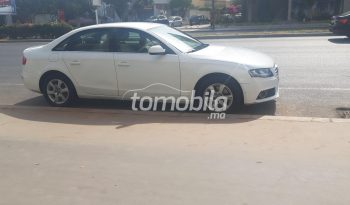 Audi A4  2011 Diesel 174500Km Casablanca #96708