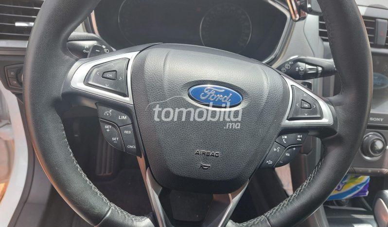 Ford Fusion  2016 Diesel 55000Km Casablanca #96532 plein