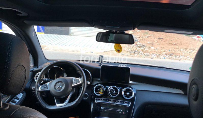 Mercedes-Benz GLC 250 Importé  2017 Diesel 180000Km Rabat #96865 plein