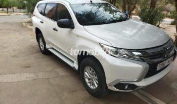 Mitsubishi Pajero Importé   Diesel 72000Km Casablanca #96695 full