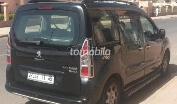 Peugeot Partner Tepee  2013 Diesel 190000Km Tiznit #96825 plein