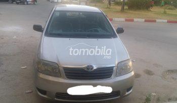 Toyota Corolla  2007 Diesel 128000Km Fès #96579 plein