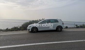Volkswagen Golf Importé  2015 Diesel 135000Km Tanger #96714 plein