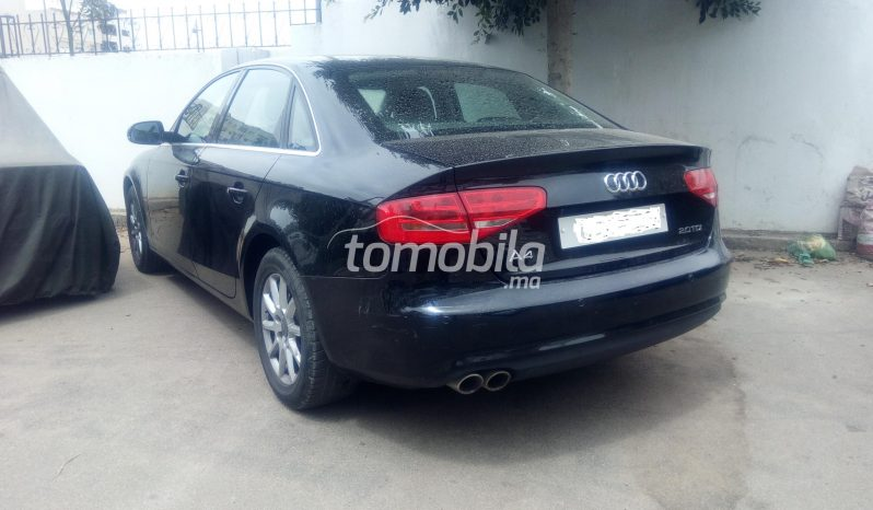 Audi A4  2014 Diesel 57000Km Marrakech #96926