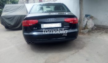 Audi A4  2014 Diesel 57000Km Marrakech #96926 plein