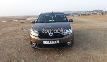 Dacia Logan  2018 Diesel 32000Km Tanger #97198 plein