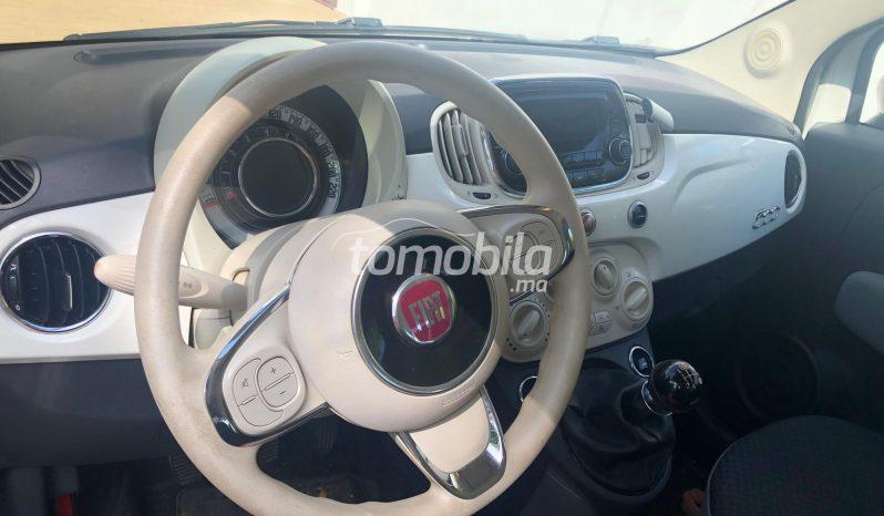 Fiat 500  2016 Essence 25910Km Tanger #96970 plein