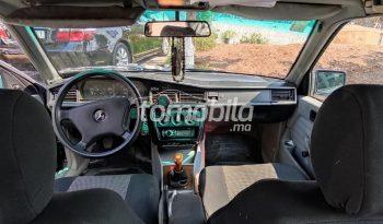 Mercedes-Benz 190  1992 Diesel 500000Km Rabat #97252 plein