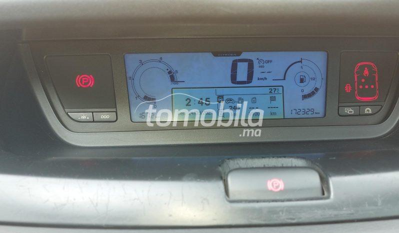 Citroen C4 Picasso  2010 Diesel 172000Km Tanger #97632 full