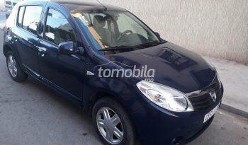 Dacia Sandero  2012 Diesel 106000Km  #97450 plein