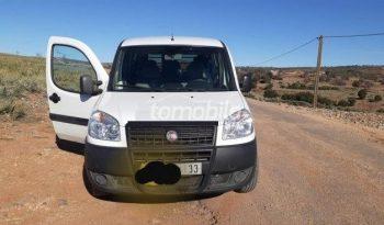 Fiat Doblo  2017 Diesel 135000Km Agadir #97574 plein