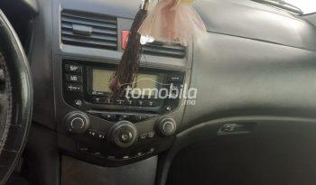 Honda Accord   Essence Km Casablanca #97375 plein