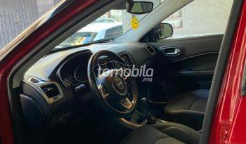 Jeep Compass Occasion 2018 Diesel 29000Km Casablanca #97515 plein