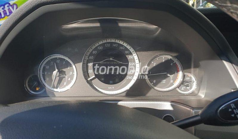 Mercedes-Benz E 220 Importé  2012 Diesel 200000Km Rabat #97471 plein