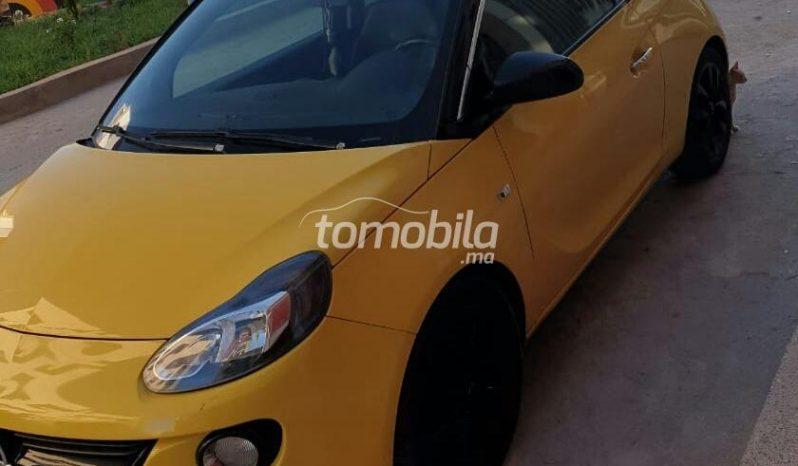 Opel Adam Occasion 2016 Essence 61000Km Casablanca #97638 full