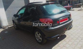 Peugeot 206 Importé   Diesel 180000Km Casablanca #97539 plein