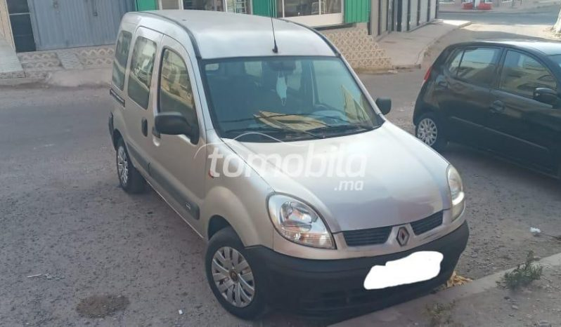 Renault Kangoo  2004 Diesel 27000Km Agadir #97524