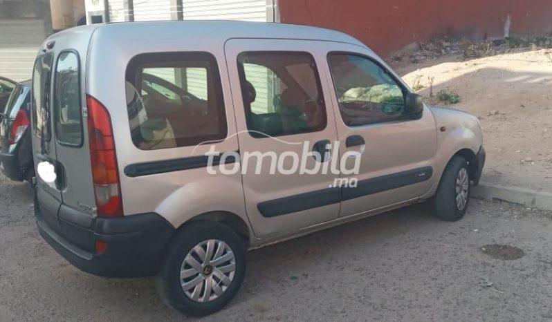 Renault Kangoo  2004 Diesel 27000Km Agadir #97524 plein