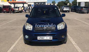 Toyota RAV 4  2004 Diesel 250000Km Tanger #97586 plein