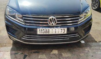 Volkswagen Touareg  2021 Diesel 62000Km Casablanca #97657
