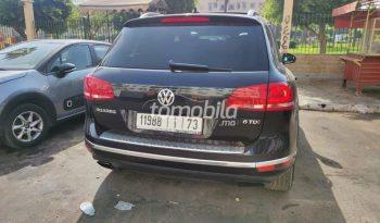Volkswagen Touareg  2021 Diesel 62000Km Casablanca #97657 plein